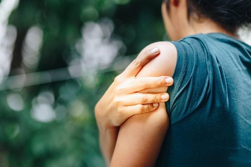 Shoulder Pain Macleod